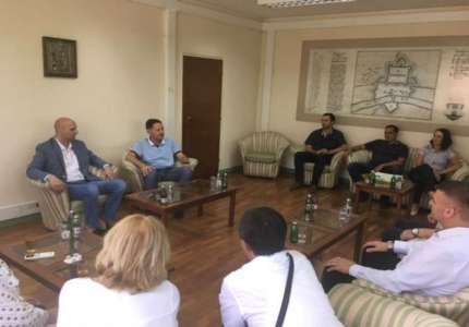 Gradonačelnik ugostio učesnike Velikog festivala folklora Rumuna Vojvodine