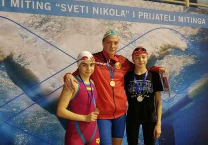 Četiri medalje za Jovanu Bogdanović na takmičenju u Nišu