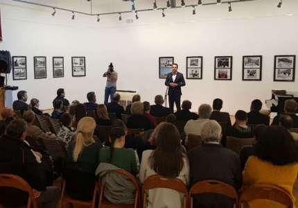 U Baru otvorena izložba fotografija Josipa Vebera iz Pančeva