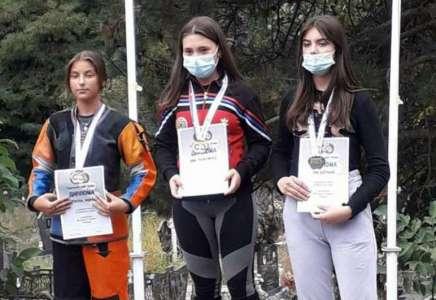 Strelci iz Pančeva osvojili pet medalja na takmičenju u Trsteniku