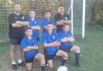 """Ragbisti """"Borca"""" prvi put na kampu perspektivnih sportista Srbije"""