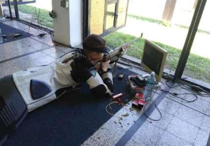 Streljaštvo: Aleksa Rakonjac četvrti junior malokalibarskom puškom