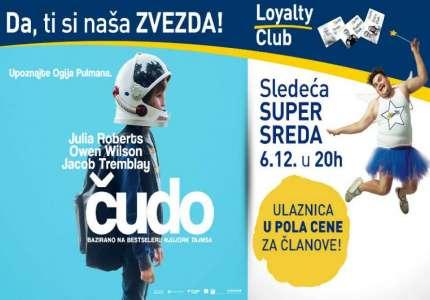 Cinestar Loyalty Club: nove pogodnosti i uštede do 50% za članove kluba