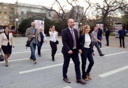 Kandidat građana za predsednika Srbije Saša Janković održao skup u Pančevu (VIDEO, FOTO)