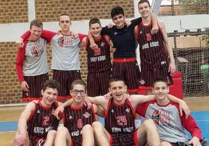 Pioniri Kris Krosa prvaci Vojvodine u košarci