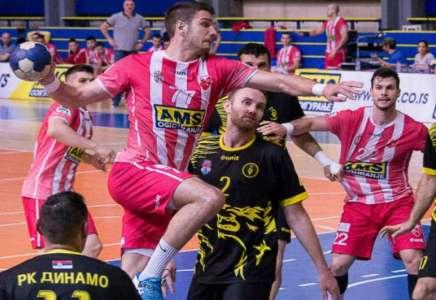 RK Dinamo drugi na tabeli nakon pobede nad Crvenom Zvezdom