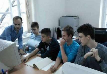 Polaznici Centra za talente u Arhivu