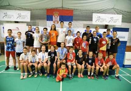 Održan 18. Trofej Beograda u Badmintonu