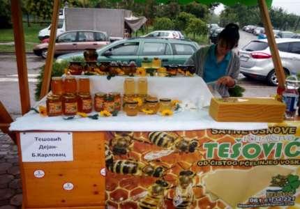 Počela pčelarska manifestacija Dani suncokreta u Pančevu