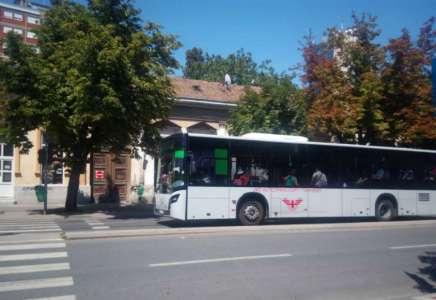 Izmene trase kretanja nekih autobuskih linija ATP-a