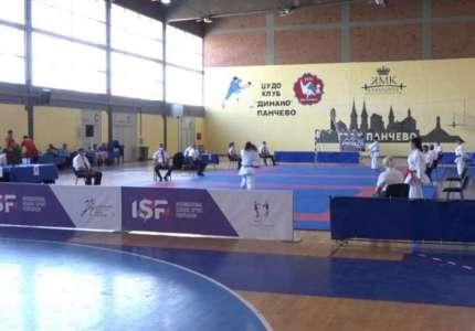 """U Pančevu se odvijaju takmičenja u karateu u okviru """"Školarijade"""""""