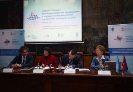 UNDP i Pančevo potpisali Memorandum u oblasti energetske efikasnosti