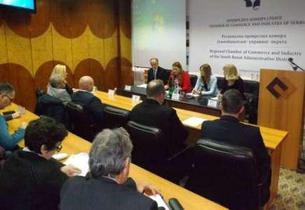 Komora Srbije uručila nagrade privrednicima iz Južnog Banata