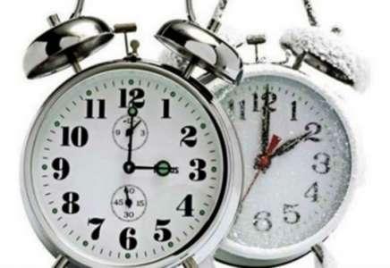 Zimsko računanje vremena počeće sledećeg vikenda