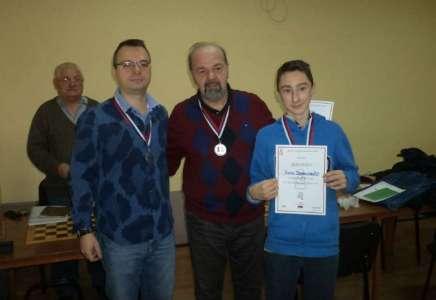 Novo zlato za Iliju Serafimovića