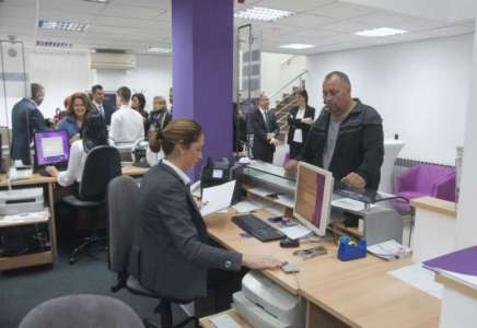 Preseljena ekspozitura Komercijalne banke u Pančevu na novu lokaciju