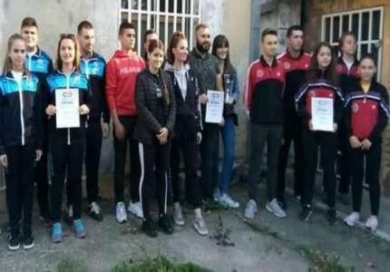 Ekipa Pančeva treća na Kupu Streljačkog saveza Srbije iz serijske vazdušne puške