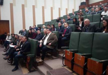 Sednica Skupštine grada Pančeva 14. novembra