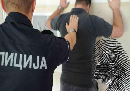 Uhapšen muškaraca iz okoline Opova: pretio ženi i zapalio joj automobil