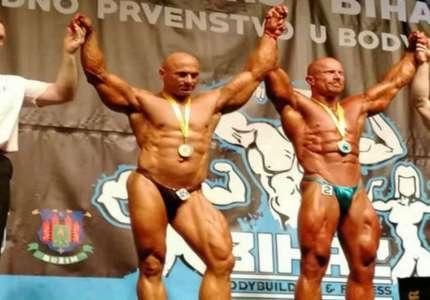 Nenad Krušedolac iz Flex fitness kluba iz Pančevo osvojio srebro u Bihaću