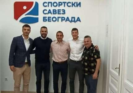 Sportski savezi Beograda i Pančeva dogovorili jačanje saradnje