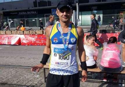Novi lični rekord ultramaratonca Mihala Šulje na maratonu mira u Slovačkoj