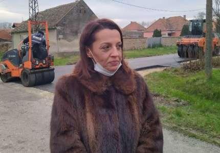 Maja Vitman: sistemski se pristupilo rekonstrukciji i rehabilitaciji ulica u svim mestima u Pančevu