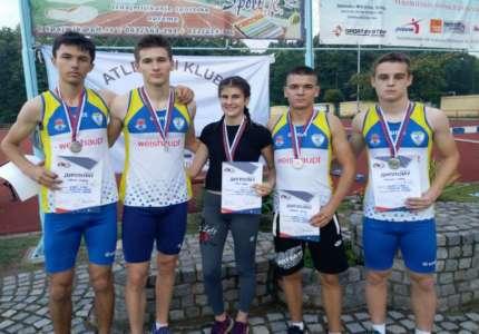 Četiri medalje za atletičare Dinama na Prvenstvu Srbije