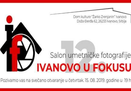 """Izložba fotografija """"Ivanovo u fokusu"""""""