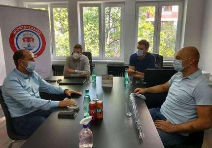 Predstavnici Sportskog saveza Srbije u poseti Sportskom savezu Pančevo