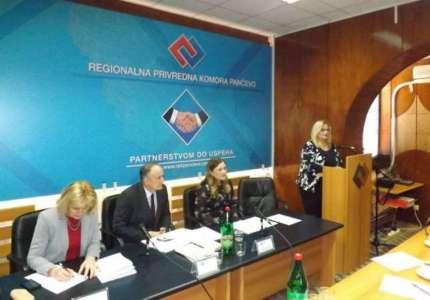 Parlament privrednika Južnobanatske komore zasedao u Pančevu