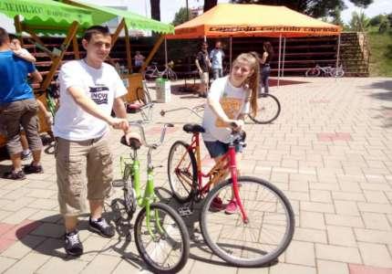 Održan prvi Ciklofest u Pančevu
