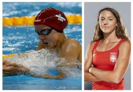 Plivačica Anja Crevar plasirala se u finale Svetskog prvenstva