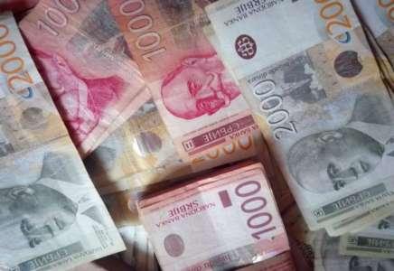 Isplata redovne i privremene novčane naknade nezaposlenima za oktobar