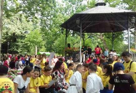 U Narodnoj bašti obeležen Dan demokratske kulture