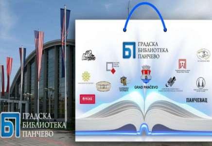 Gradski štand Pančeva na Sajmu knjiga