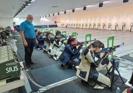 Streljaštvo: Pančevci najbrojniji na kampu perspektivnih strelaca u Novom Sadu