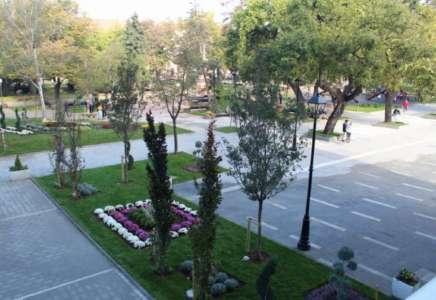 Završen deo radova na uređenju centralnog gradskog jezgra i parka