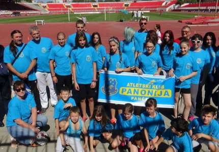 AK Panonija: novi atletski klub u Pančevu