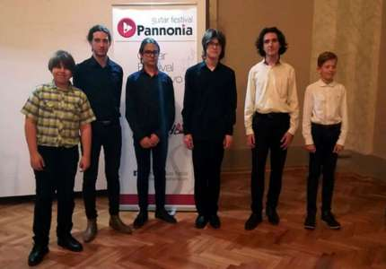 Pannonia festival: Žiri proglasio najbolje takmičare u svim kategorijama