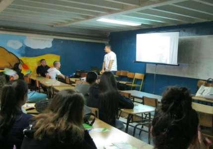 Predavanje za srednjoškolce o alternativnim vidovima prevoza