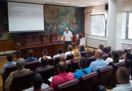 Predavanje o uticaju klimatskih promena na poljoprivredu
