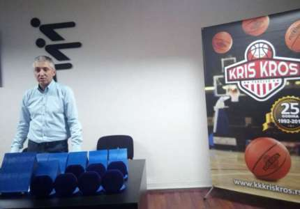 Prvih 25 godina košarkaškog kluba Kris Kros