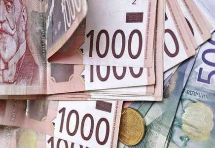 Isplata redovne i privremene novčane naknade