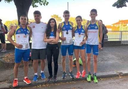 """Na """"Trofeju Beograda"""" atletičari """"Dinama"""" osvojili četiri medalje"""
