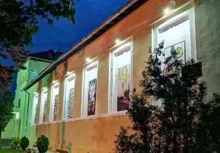 Rekonstrukcija velike sale Doma kulture u Banatskom Novom Selu