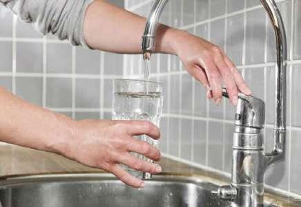 Deo Pančeva bez vode