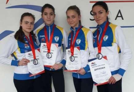 AK Dinamo: dve medalje na Prvenstvu Srbije za starije juniore