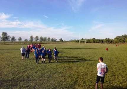 U Starčevu otvoren prvi ragbi teren u Vojvodini
