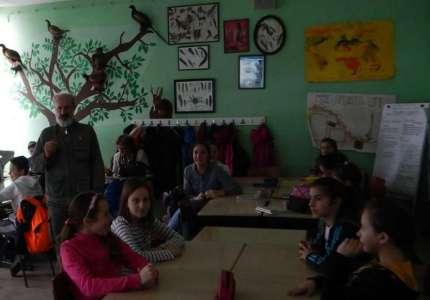 O zaštiti i očuvanju šuma u Isidorinoj školi